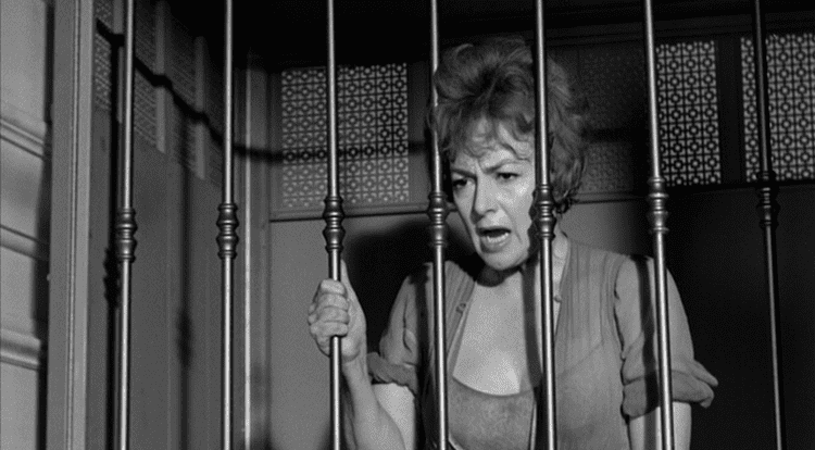 Lady in a Cage Bobby Rivers TV LADY IN A CAGE 1964