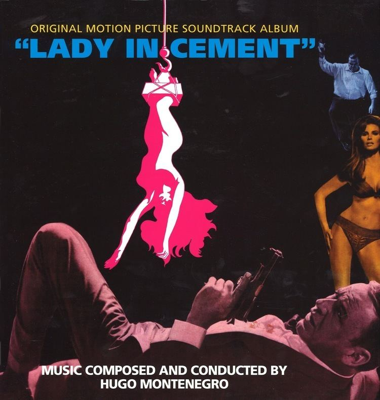 Lady in Cement InFlight Entertainment Hugo Montenegro Lady In Cement
