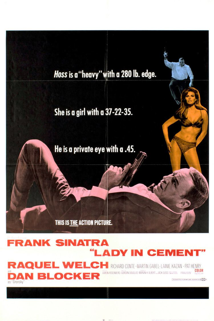 Lady in Cement wwwgstaticcomtvthumbmovieposters1409p1409p