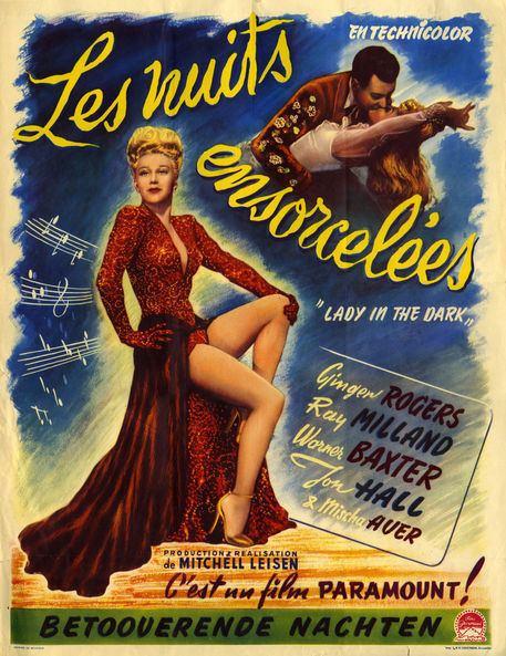Lady in the Dark (film) Lady in the Dark 1944