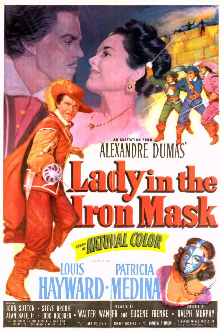 Lady in the Iron Mask wwwgstaticcomtvthumbmovieposters8750946p875