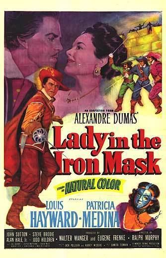 Lady in the Iron Mask Lady in the Iron Mask movie posters at movie poster warehouse