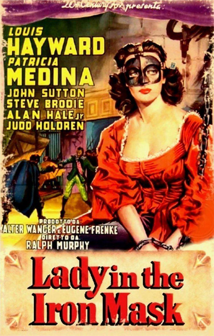 Lady in the Iron Mask Lady in the Iron Mask 1952