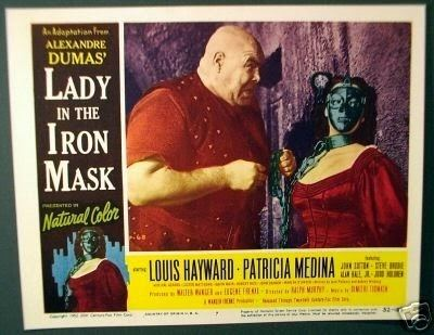 Lady in the Iron Mask Kevins Movie Corner Lady in the Iron Mask