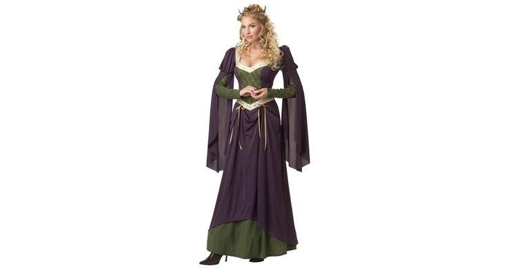 Lady-in-waiting Lady in Waiting Adult Costume BuyCostumescom