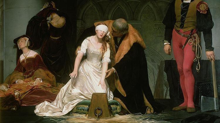 Lady Jane Grey Debunking the myth of Lady Jane Grey 1843