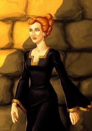 Lady Jessica Lady Jessica Character Comic Vine