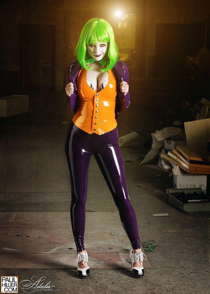 Lady Joker Lady Joker cosplaygirls