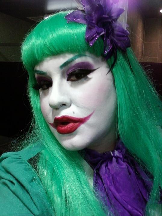 Lady Joker LADY JOKERS BACK by luckyhellcat on DeviantArt