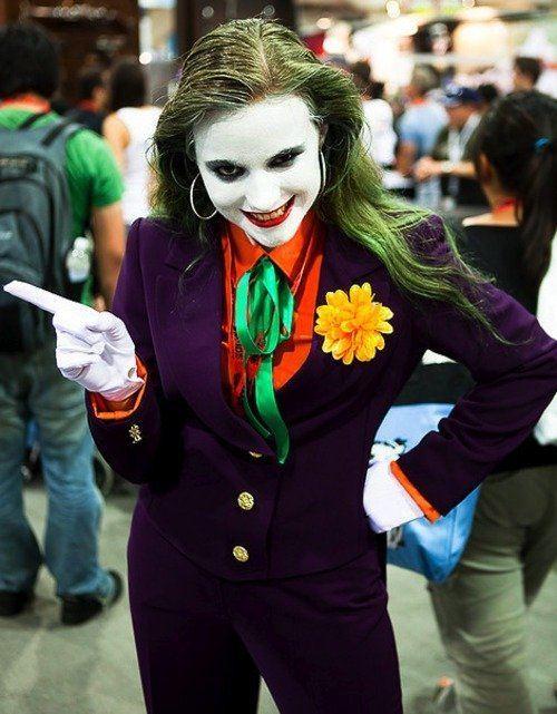 Lady Joker Lady Joker Cosplay Dorkly Post