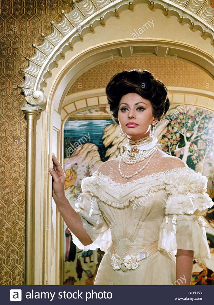 Lady L LADY L 1965 SOPHIA LOREN DAVID NIVEN PETER USTINOV REAM