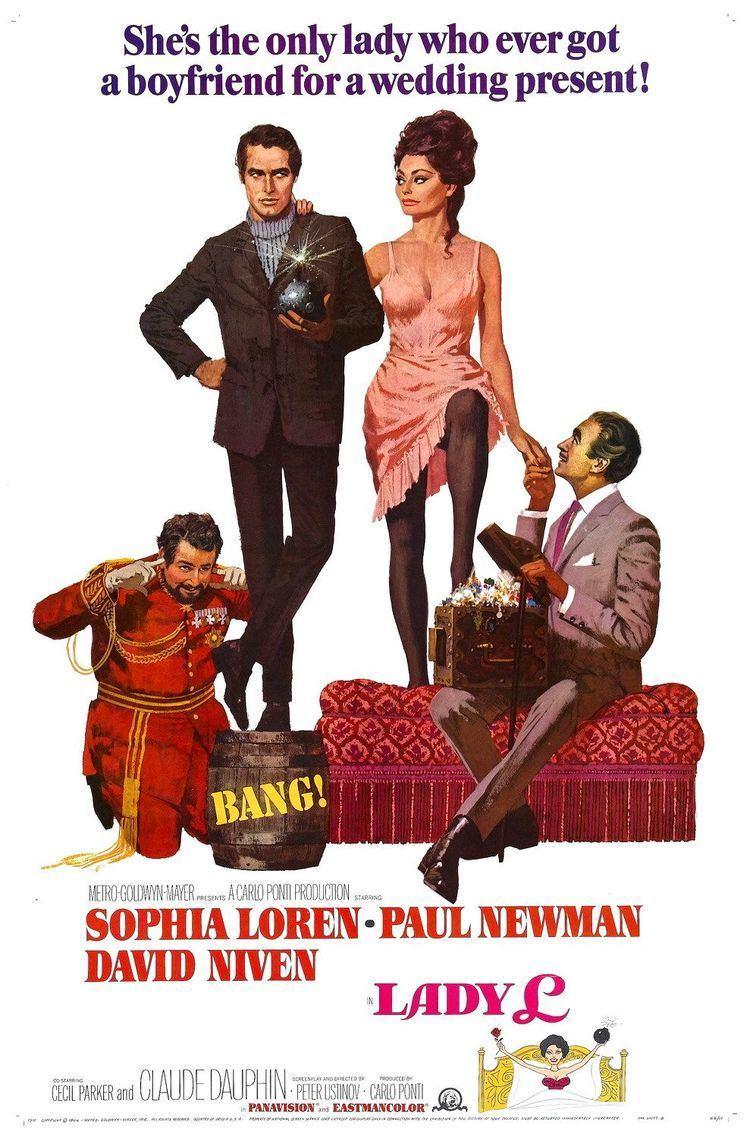 Lady L Lady L Movie Poster 2 of 2 IMP Awards