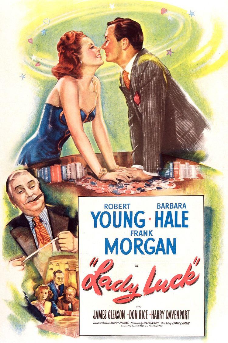 Lady Luck (1946 film) wwwgstaticcomtvthumbmovieposters4317p4317p
