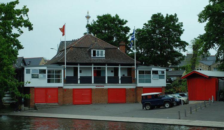 Lady Margaret Boat Club