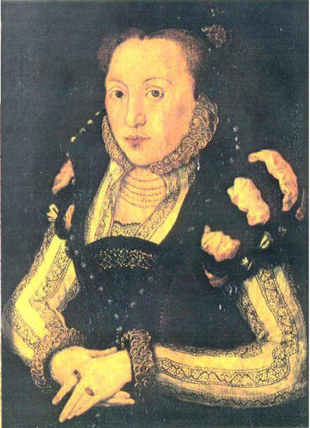 Lady Mary Grey Mary GREY