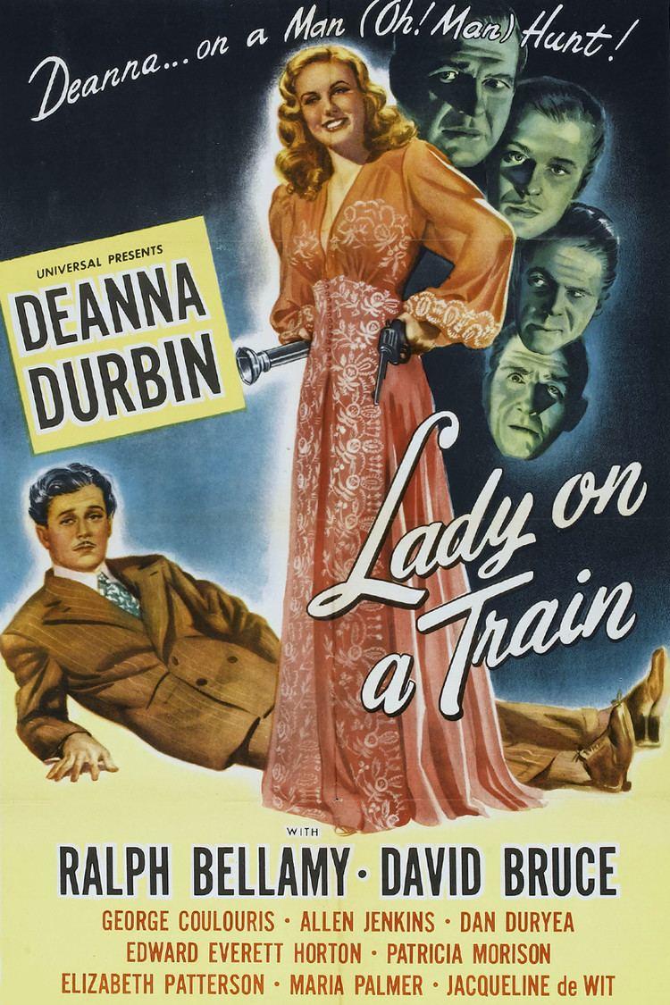 Lady on a Train wwwgstaticcomtvthumbmovieposters41061p41061