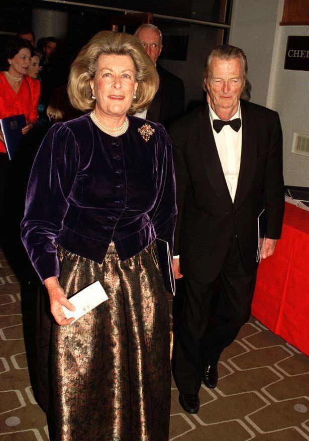 Lady Pamela Hicks Queen39s lifelong friend Pamela Hicks reveals what happened