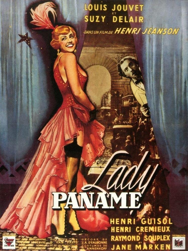 Lady Paname wwwartetvsitesolivierperefilesladypanameaf
