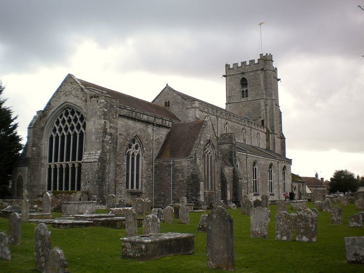 Lady St Mary Church, Wareham