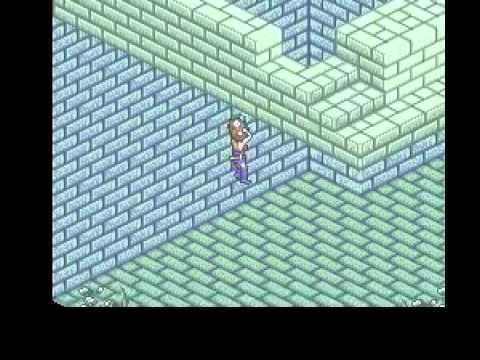 Lady Stalker: Challenge from the Past Lady Stalker SNES Opening Cinematic in English YouTube
