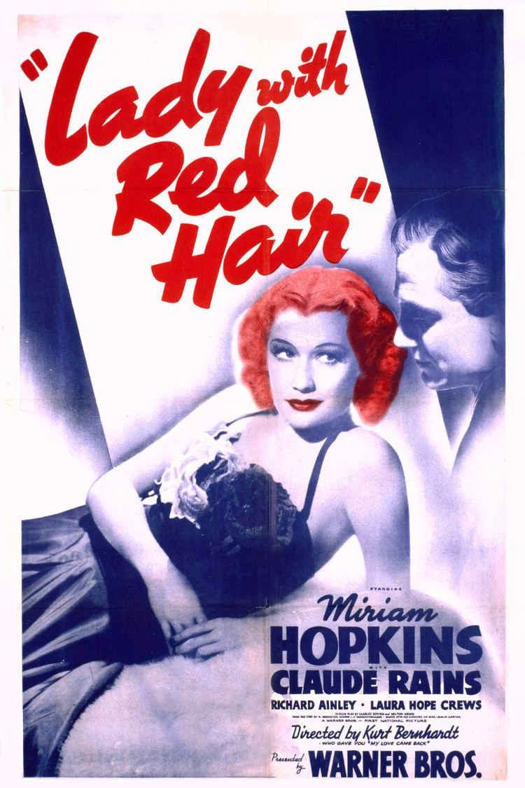 Lady with Red Hair wwwgstaticcomtvthumbmovieposters9195p9195p