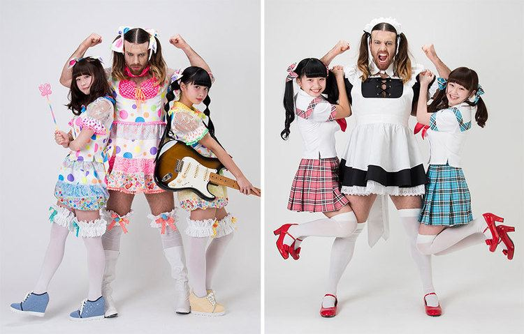 Ladybeard Meet Ladybeard A CrossDressing Wrestler And Death Metal Singer