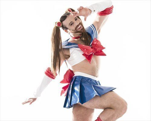Ladybeard Look out for Ladybeard Global Times