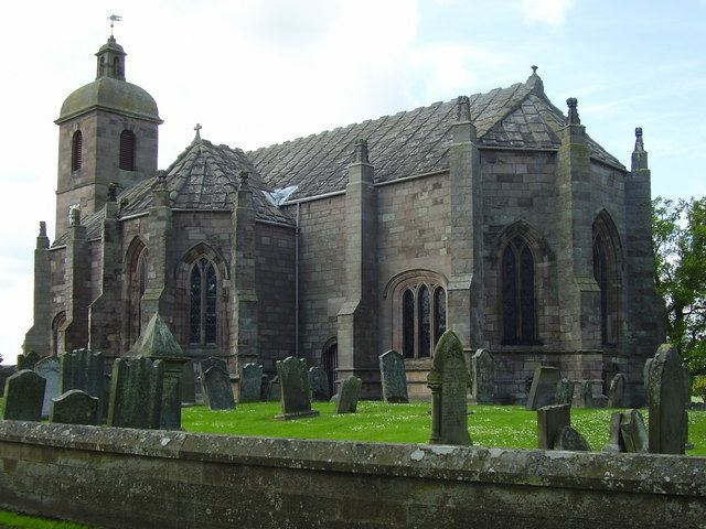 Ladykirk, Scottish Borders