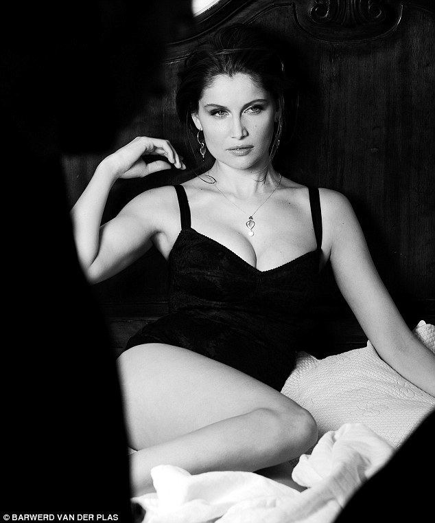 Laetitia Casta Supermodel and actress Laetitia Casta tells us perfection is boring