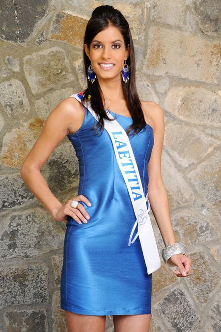 Laetitia Darche Best Smiles in the Universe 20052010
