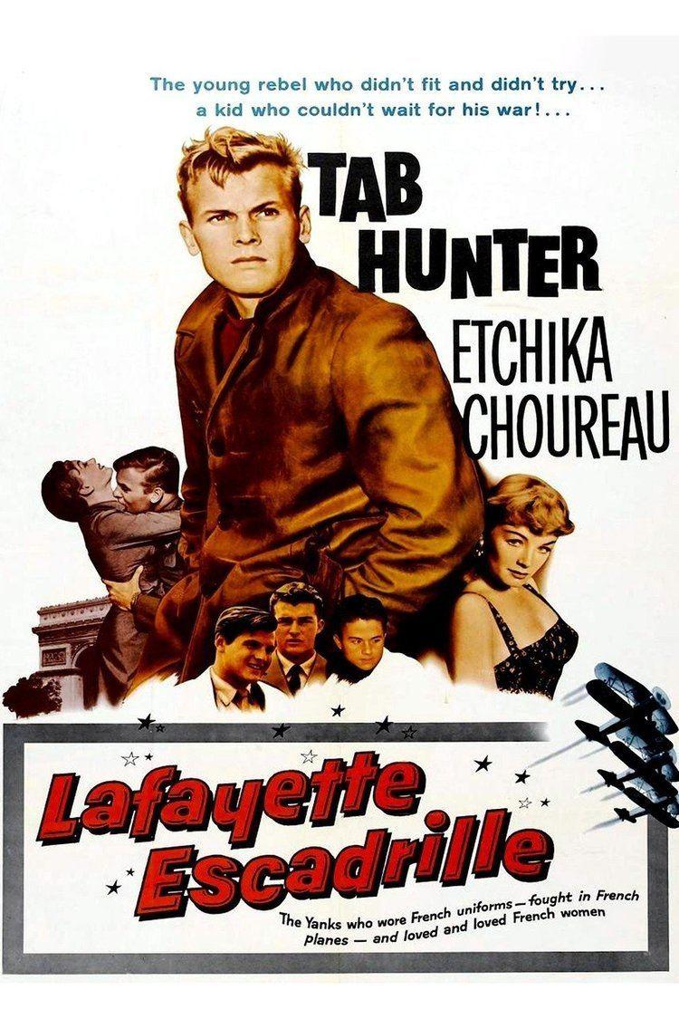 Lafayette Escadrille (film) wwwgstaticcomtvthumbmovieposters37115p37115