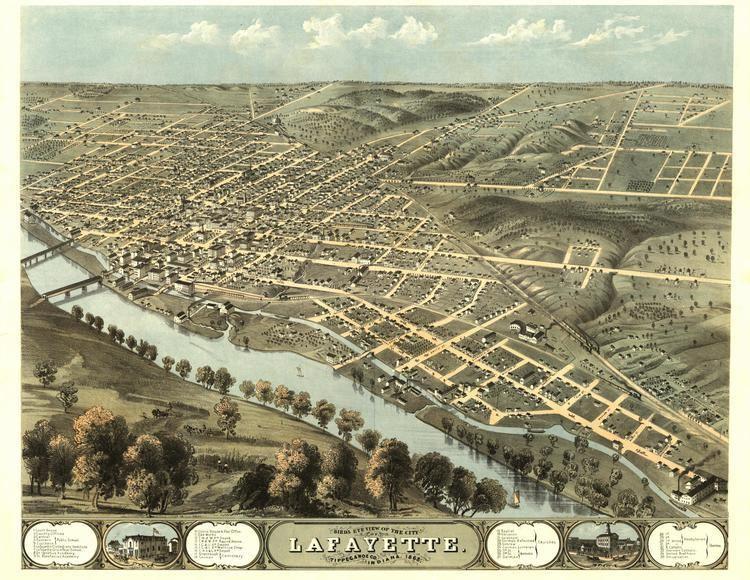 Lafayette, Indiana httpsuploadwikimediaorgwikipediaendd9Laf