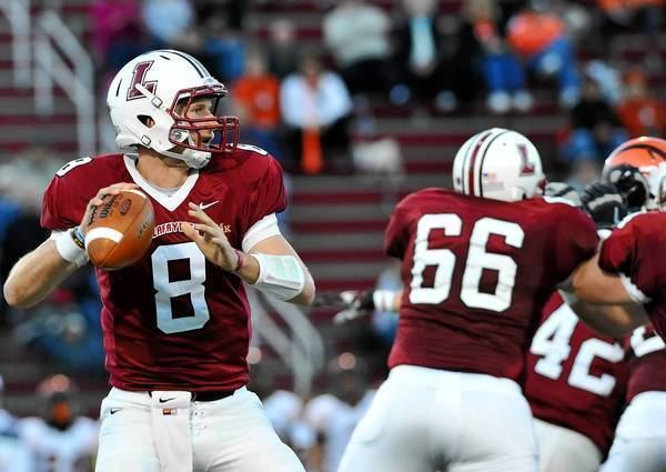 Lafayette Leopards football Lafayette College football team39s chances hinge on not beating