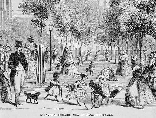Lafayette Square (New Orleans)