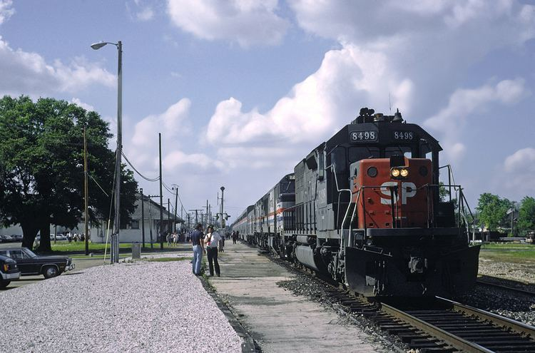 Lafayette station (Louisiana)