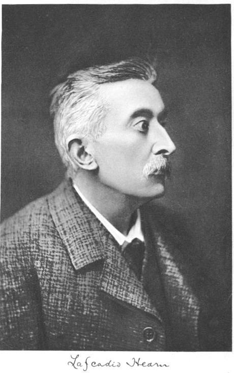 Lafcadio Hearn The Life and Letters of Lafcadio Hearn Volume I by