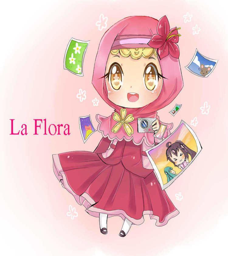 LaFlora, the Princess Academy RequestLa floraMiele princess by BlackBamboo on DeviantArt