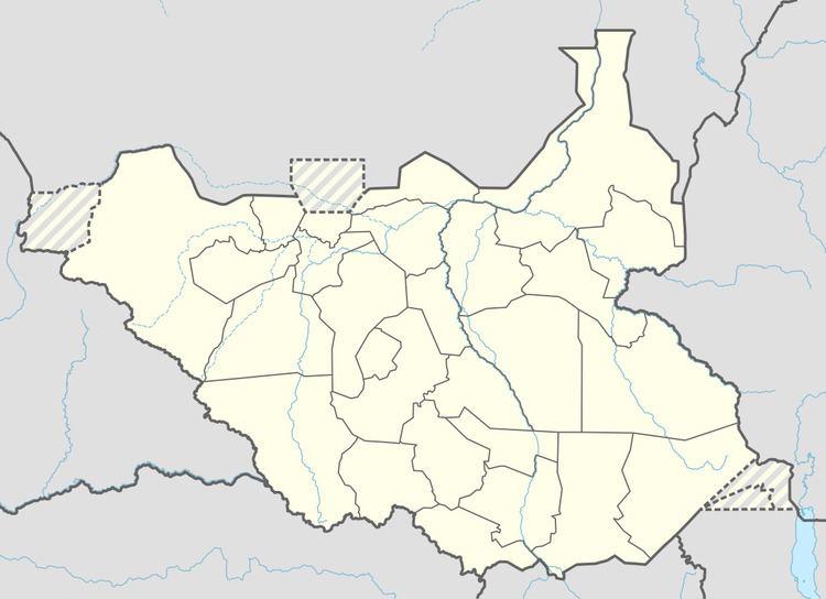 Lafon, South Sudan
