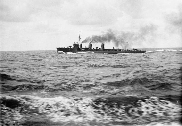 Laforey-class destroyer (1913)