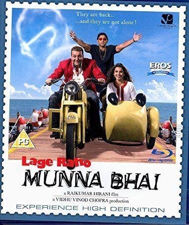 Amazonin Buy Lage Raho Munna Bhai DVD Bluray Online at Best