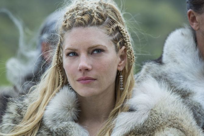 Lagertha Vikings39 Season 4 Return Will Lagertha And Aslaug Fight To The