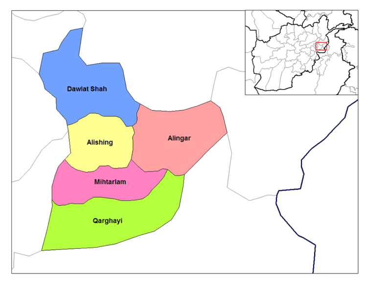 Laghman Province in the past, History of Laghman Province