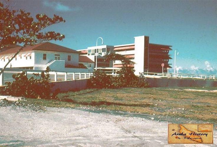 Lago Colony Lago Hospital Lago Colony 1958 changed to Seroe Colorado Aruba