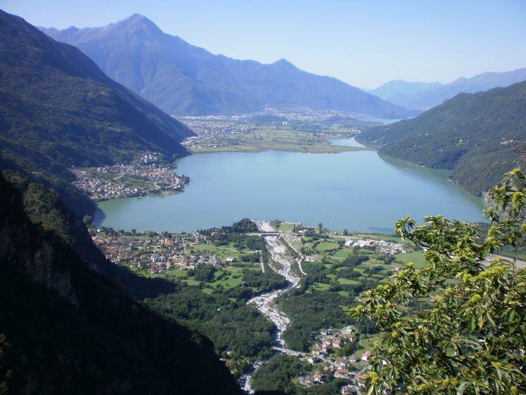 Lago di Mezzola httpsuploadwikimediaorgwikipediacommons33
