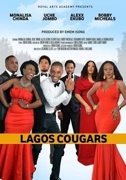 Lagos Cougars movie poster