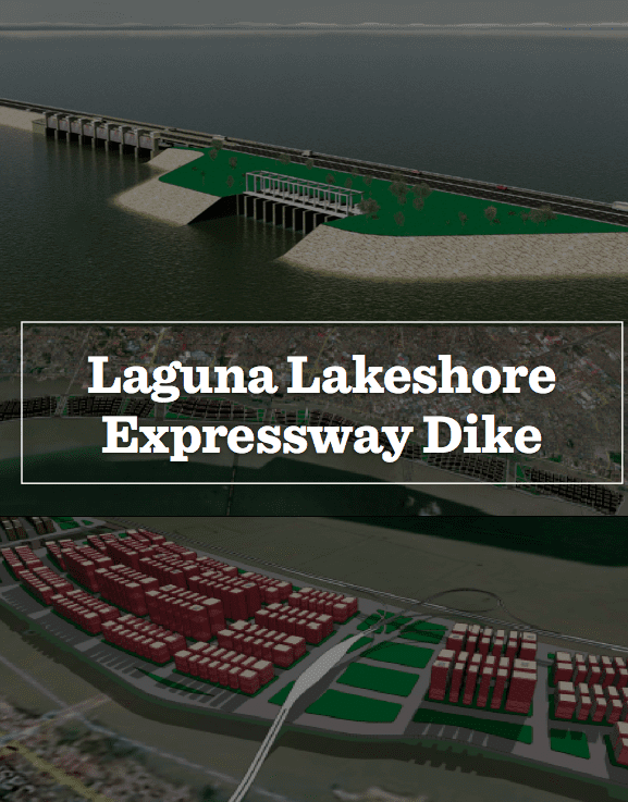 Laguna Lakeshore Expressway Dike Official Gazette PH on Twitter quotPNoy Bubuksan na rin ang bidding