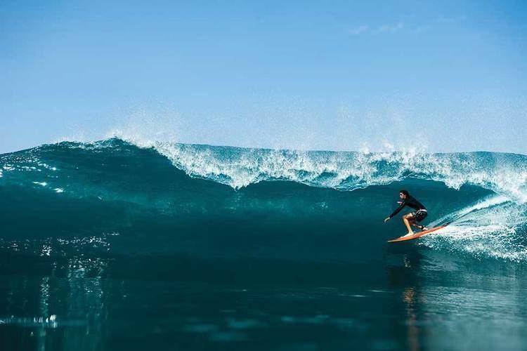 Lagundri Bay The Long Way to Lagundri Bay SURFER Magazine