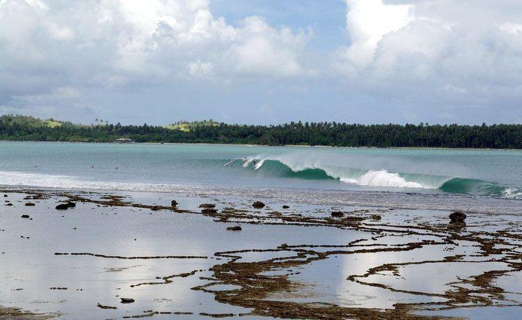 Lagundri Bay Sorake amp Lagundri Beach Nias