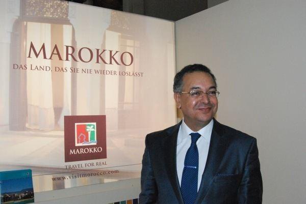 Lahcen Haddad Tourisme Lahcen Haddad rencontre plusieurs investisseurs