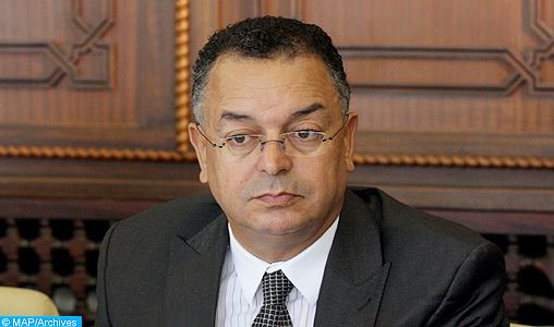 Lahcen Haddad Il fait l39actu Lahcen Haddad Challengema